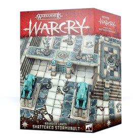 Games-Workshop Warcry: Shatterd Stormvault