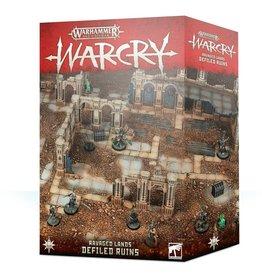 Games-Workshop Warcry: Defiled Ruins