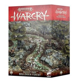 Games-Workshop Warcry: Souldrain Forest
