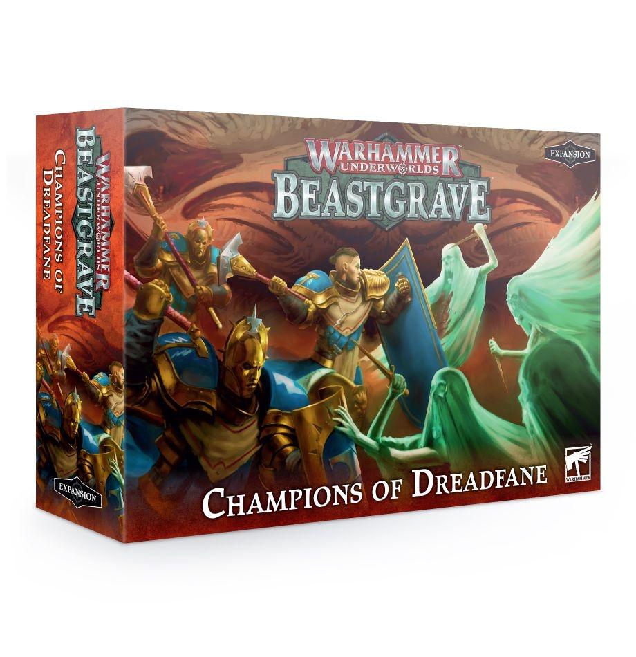 Games-Workshop Warhammer Underworlds: Champions Of Dreadfane (English)