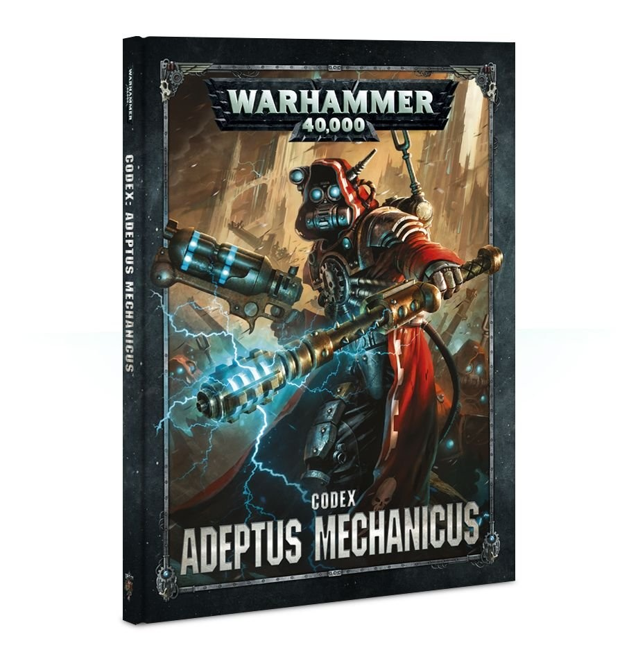 Games-Workshop Codex: Adeptus Mechanicus (English)