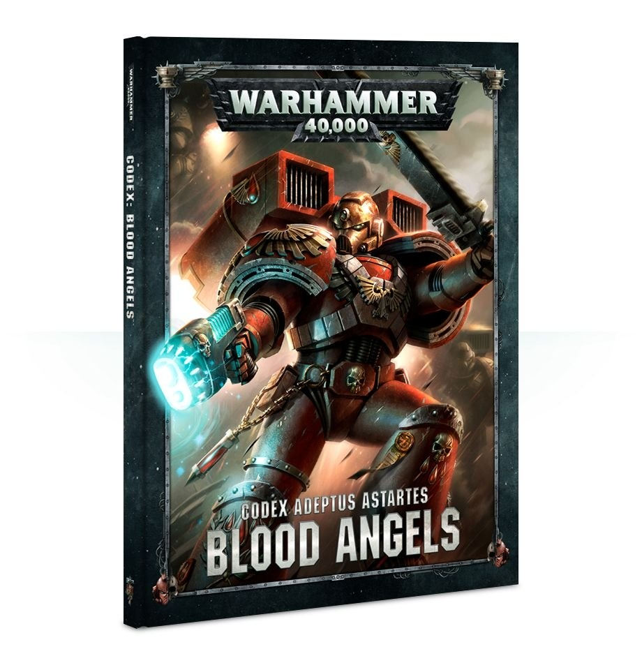 Games-Workshop Codex: Blood Angels (English)