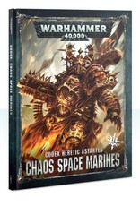Games-Workshop Codex: Chaos Space Marines 2 (English)