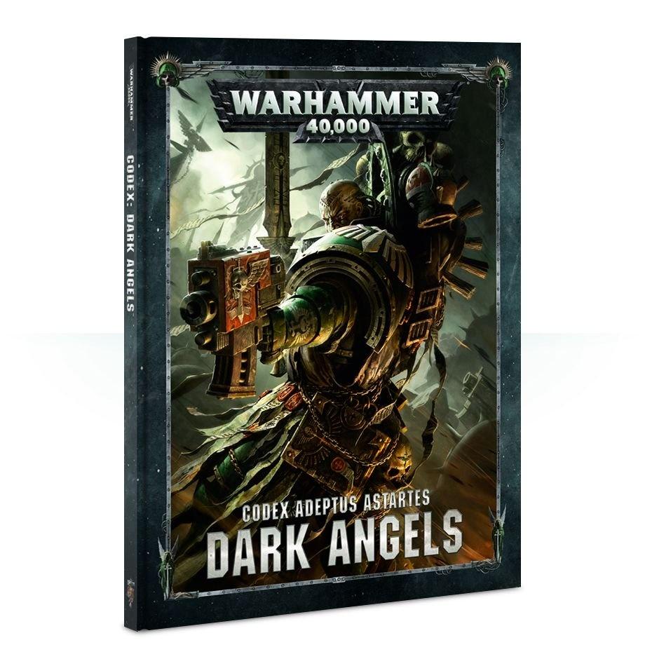 Games-Workshop Codex: Dark Angels (English)