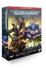 Games-Workshop Warhammer 40000: Recruit