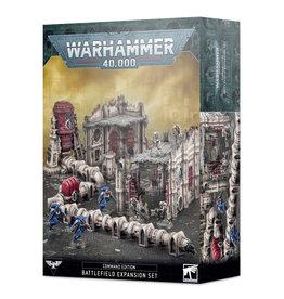 Games-Workshop Wh40K: Getting Started Battlezone