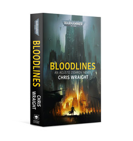 Games-Workshop Warhammer Crime: Bloodlines Paperback