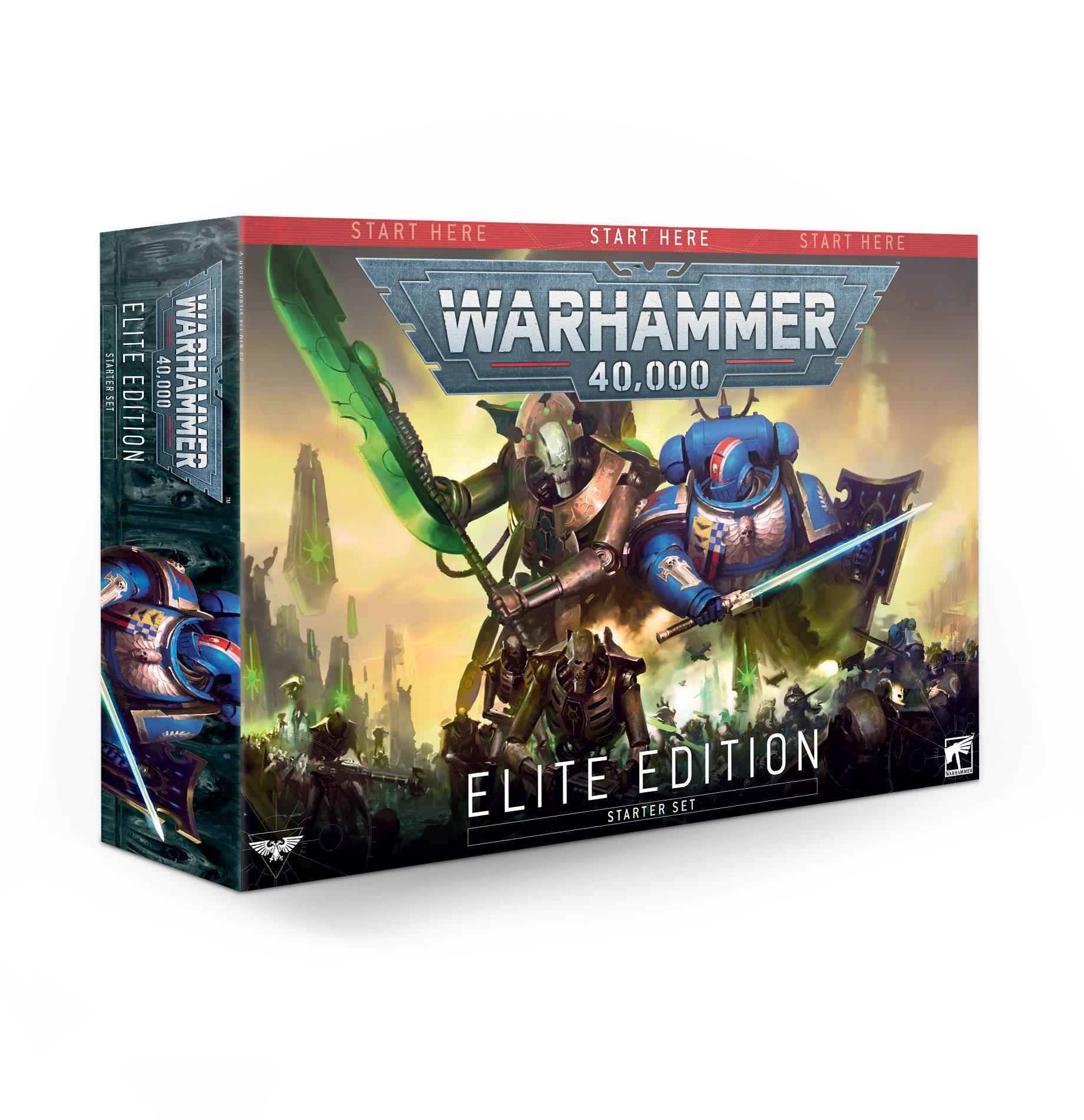 Games-Workshop Warhammer 40000 Elite Edition