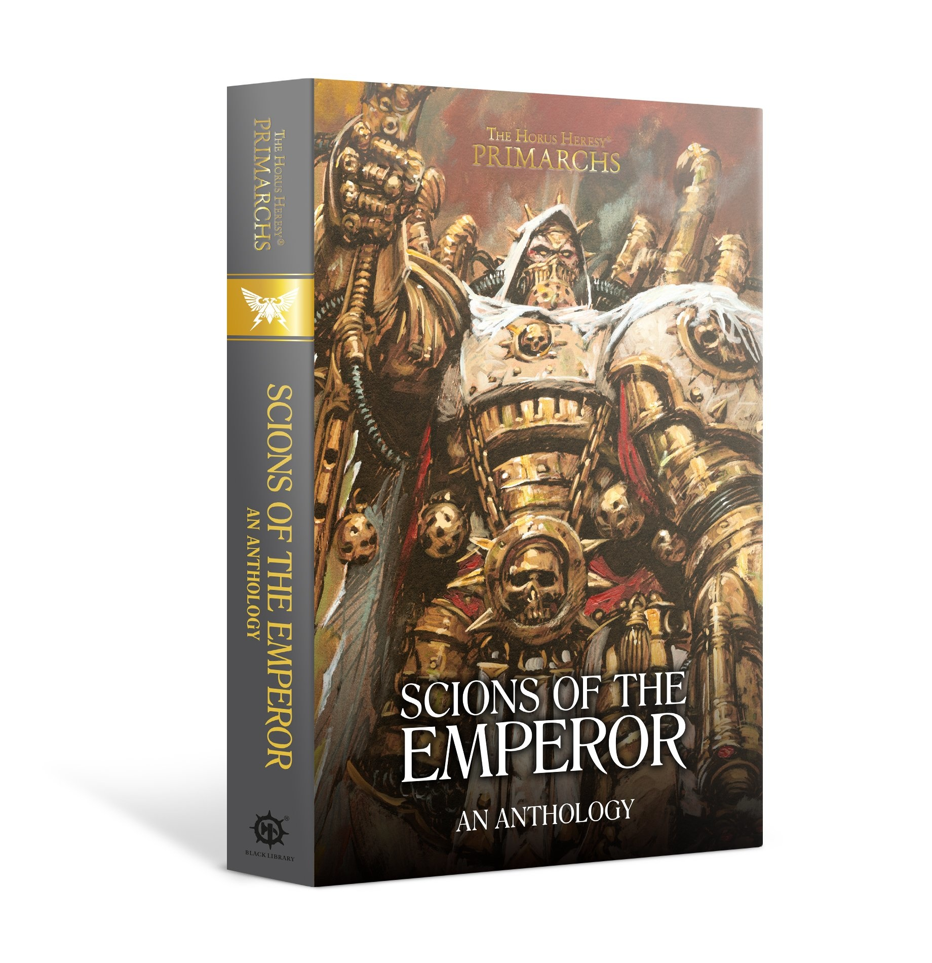 Games-Workshop Scions Of The Emperor:An Anthology