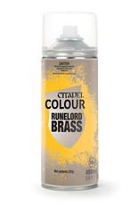 Games-Workshop Runelord Brass Spray Paint