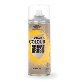 Games-Workshop Runelord Brass Spray Paint