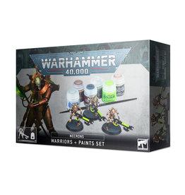 Games-Workshop Necrons Paint Set