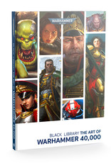 Games-Workshop Black Library The Art Of Warhammer 40000
