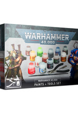 Games-Workshop 40K Paints + Tools