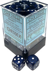Chessex Chessex Speckled Stealth Set of 36 d6 Dice