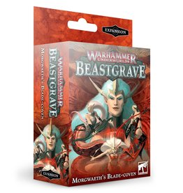 Games-Workshop Warhammer Underworlds: Morgwaeth's Blade-Coven