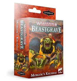 Games-Workshop Warhammer Underworlds: Morgok's Krushas
