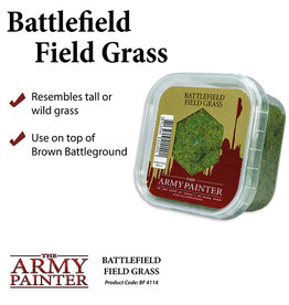 The Army Painter Battlefield: Basing: Field Grass