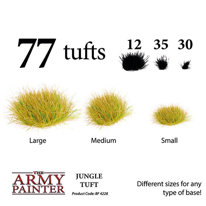The Army Painter Battlefield: Foliage: Jungle Tuft
