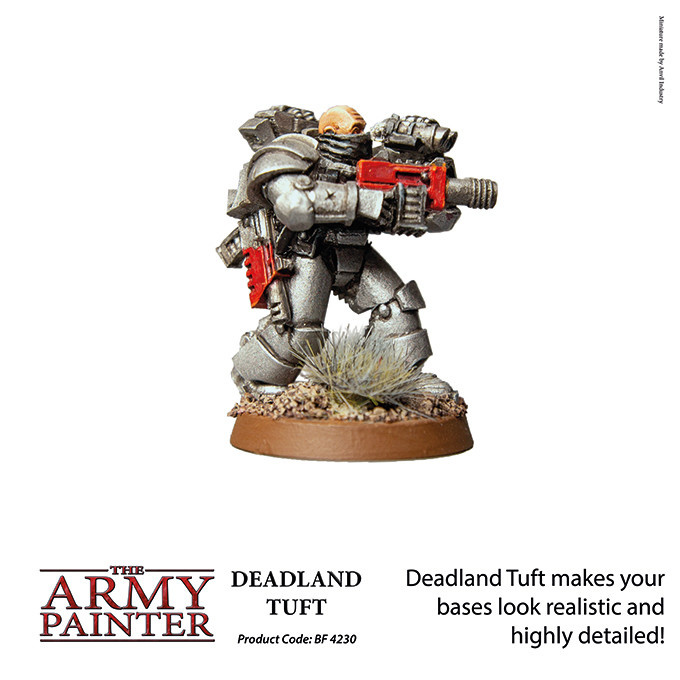 The Army Painter Battlefield: Foliage: Deadland Tuft