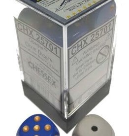 Chessex Chessex Opaque Dixie Set of 12 D6 Dice