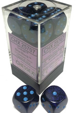 Chessex Chessex Speckled Cobalt Set of 12 D6 Dice