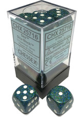 Chessex Chessex Speckled Sea Set of 12 D6 Dice
