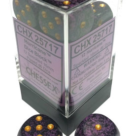 Chessex Chessex Speckled Hurricane Set of 12 D6 Dice
