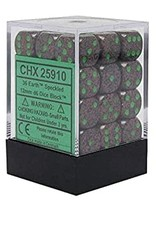 Chessex Chessex Speckled Earth Set of 36 D6 Dice