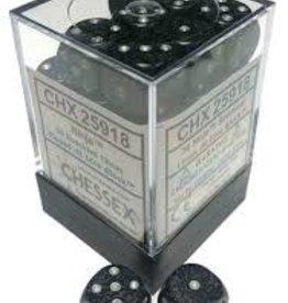 Chessex Chessex Speckled Ninja Set of 36 D6 Dice