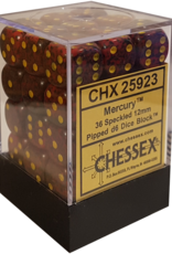 Chessex Chessex Speckled Mercury Set of 36 D6 Dice