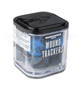 Games-Workshop Warhammer 40000: Wound Trackers