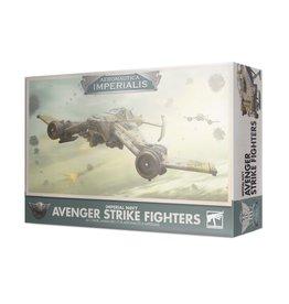 Games-Workshop Aeronautica Imperialis: Imperial Navy Avenger Strike Fighters