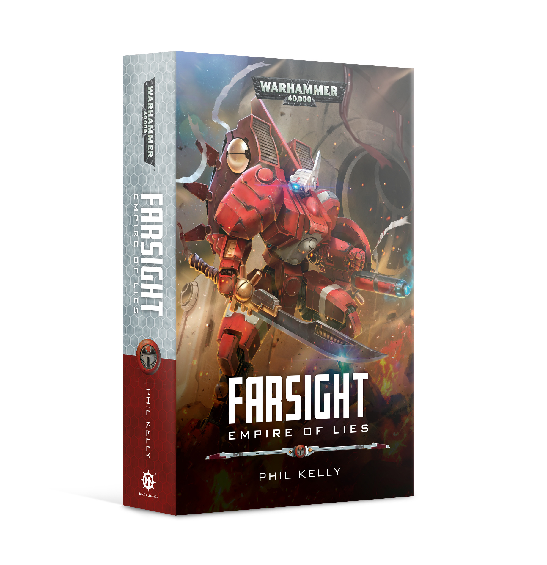 Black Library Farsight: Empire of Lies