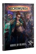Games-Workshop Necromunda: House of Blades