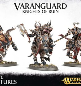 Games-Workshop Everchosen Varanguard Knights Of Ruin