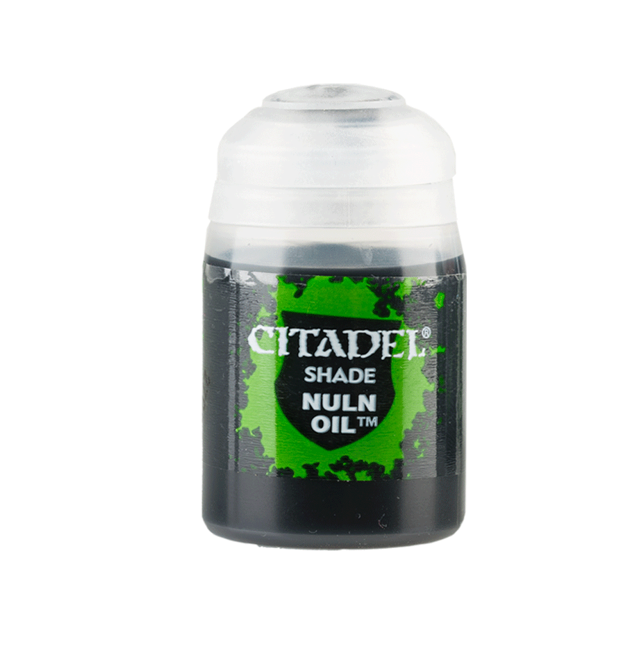 Games-Workshop Shade: Nuln Oil (24Ml)