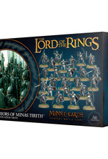 Games-Workshop Middle-Earth Strategy Battle Game: Warriors Of Minas Tirith