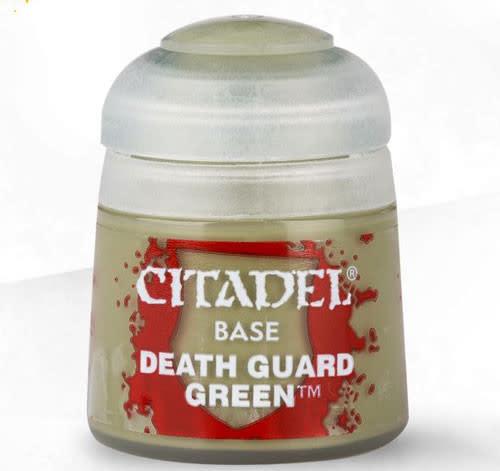 Games-Workshop Base: Death Guard Green (12Ml)