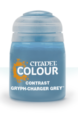 Games-Workshop Contrast: Gryph-Charger Grey (18Ml)