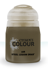 Games-Workshop Air: Steel Legion Drab (24Ml)
