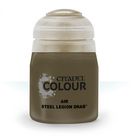 Games-Workshop Air: Steel Legion Drab (24Ml)