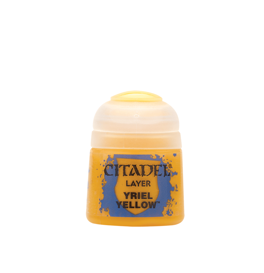 Games-Workshop Yriel Yellow 12Ml