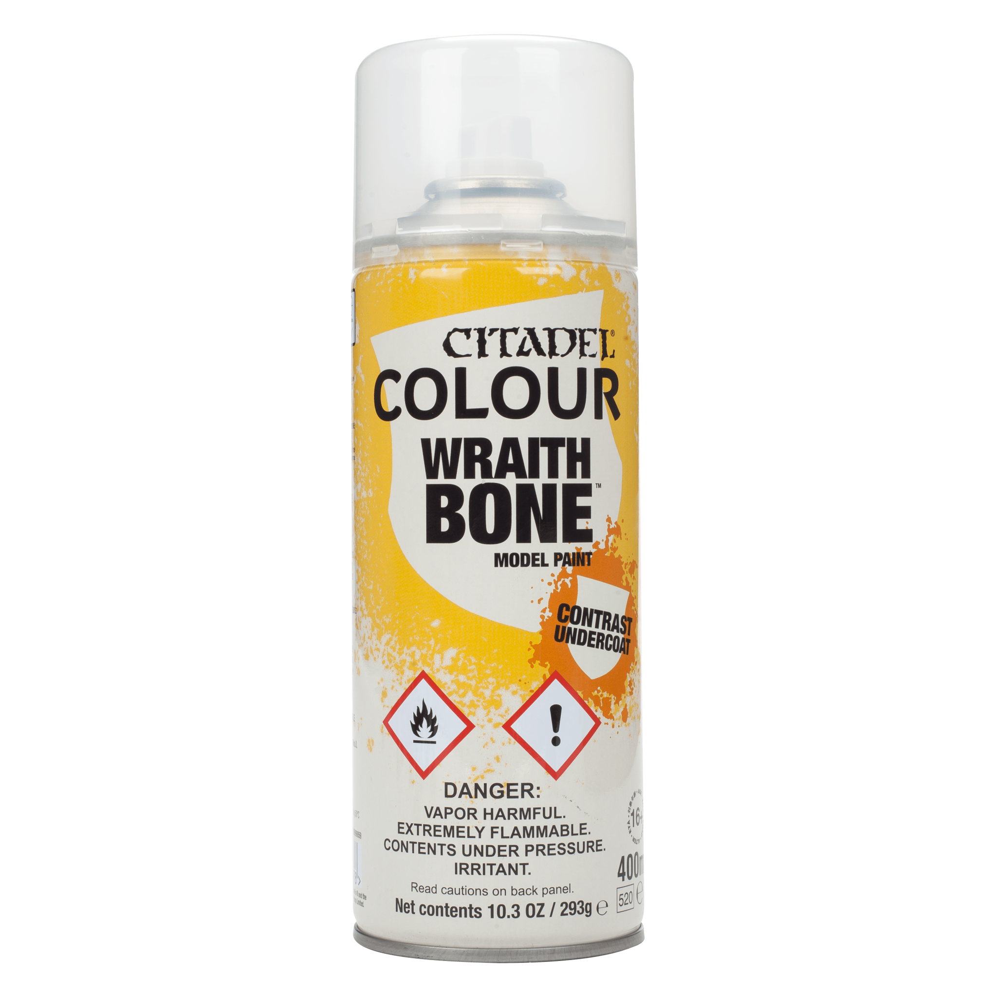 Games-Workshop Wraithbone Spray 400Ml