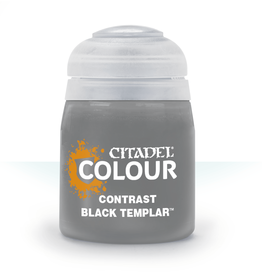 Games-Workshop Contrast: Black Templar (18Ml)