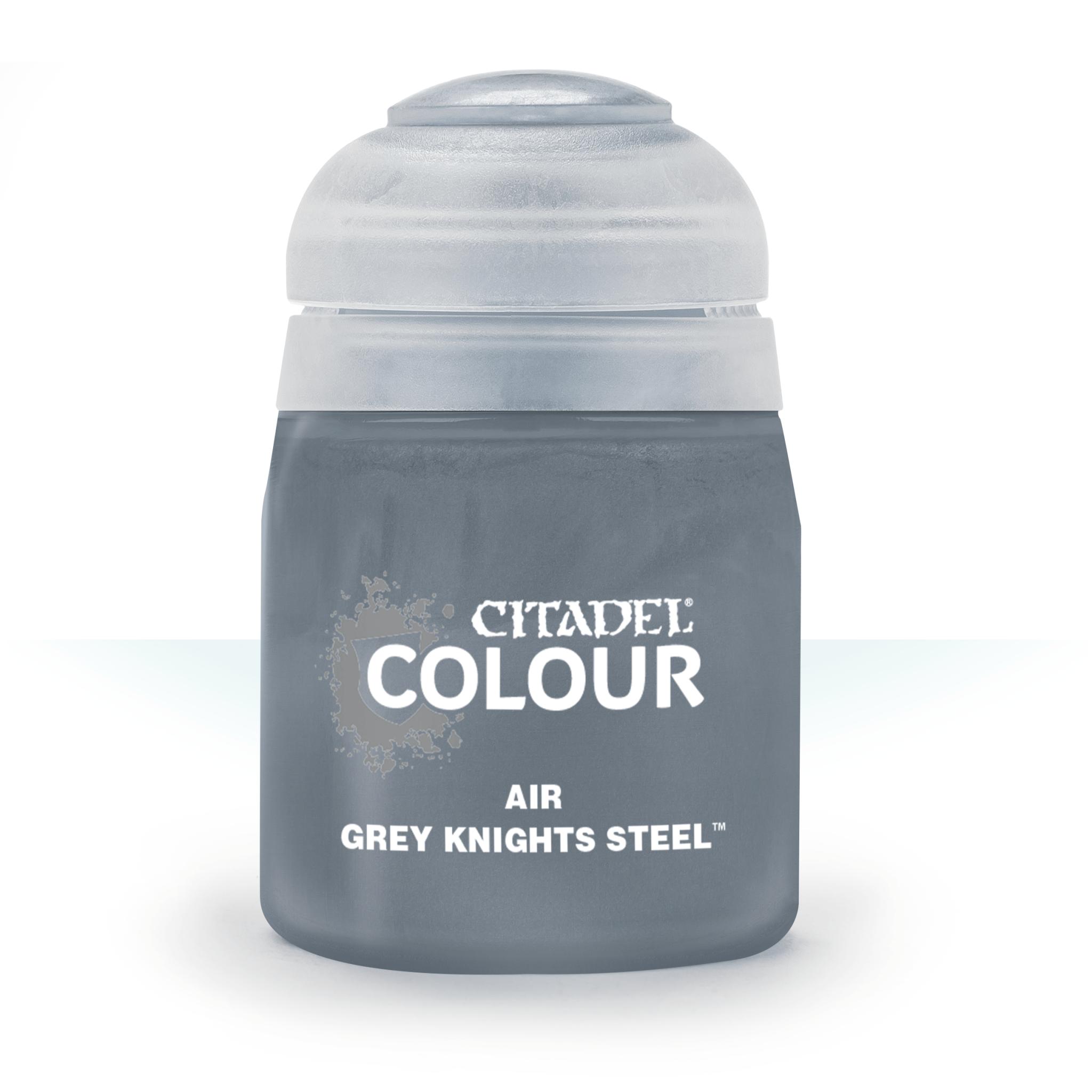 Games-Workshop Air:Grey Knights Steel (24Ml)