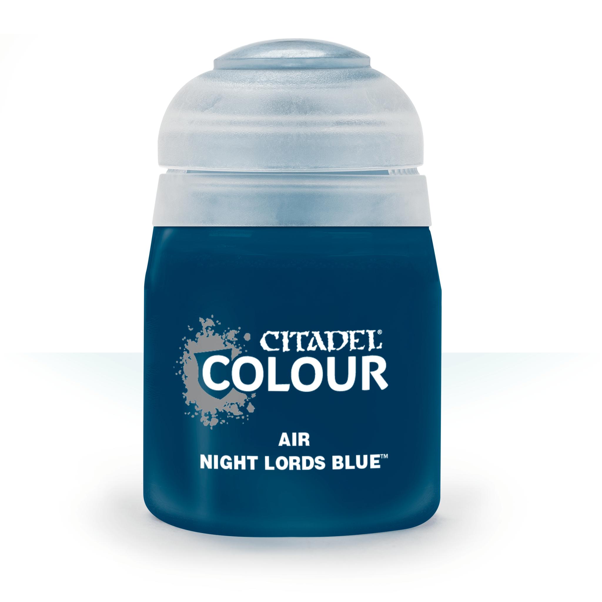 Games-Workshop Air:Night Lords Blue (24Ml)