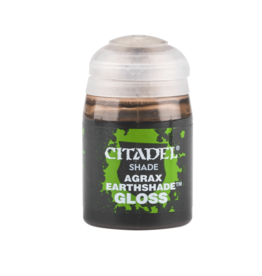 Games-Workshop Shade:Agrax Earthshade Gloss 24Ml