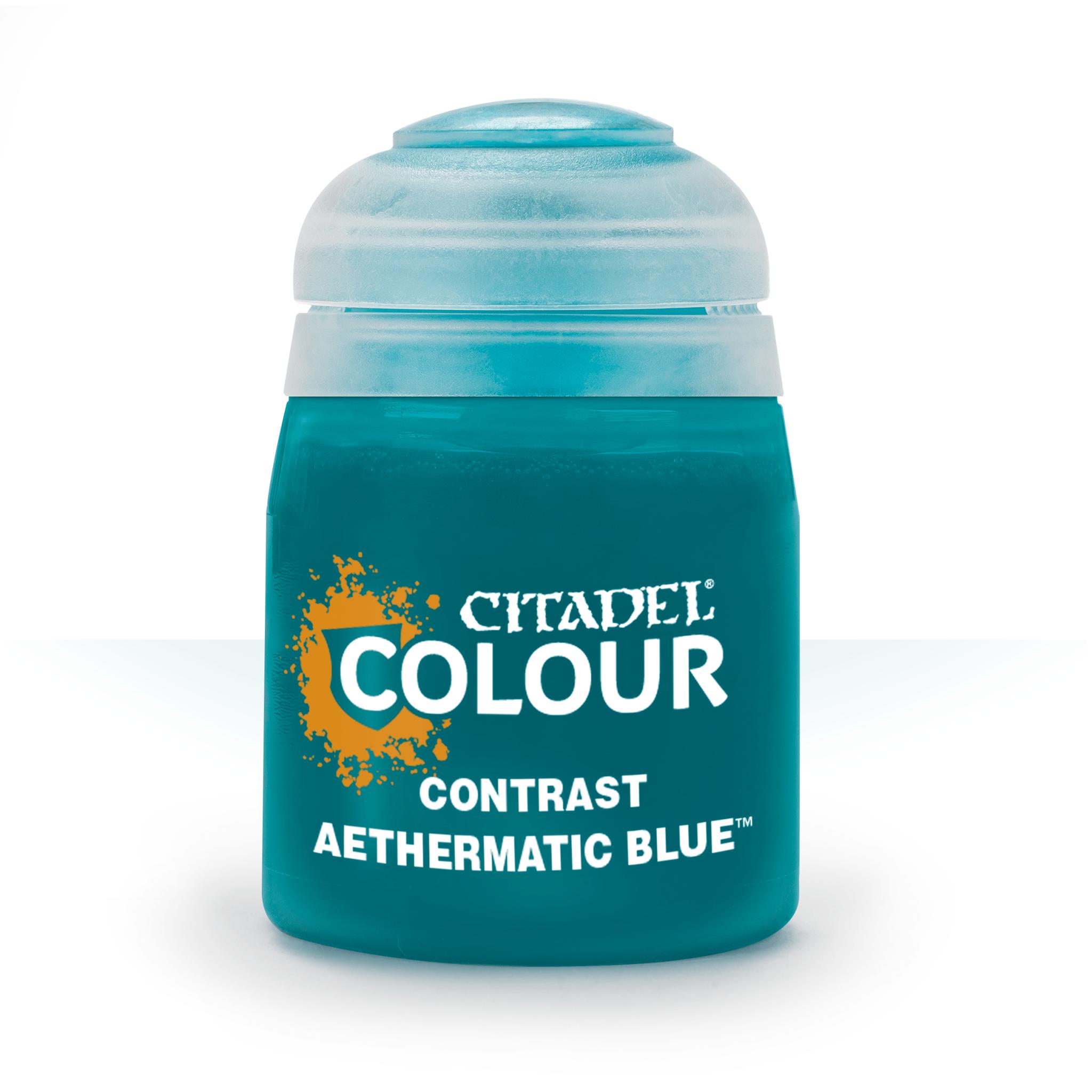Games-Workshop Contrast: Aethermatic Blue (18Ml)