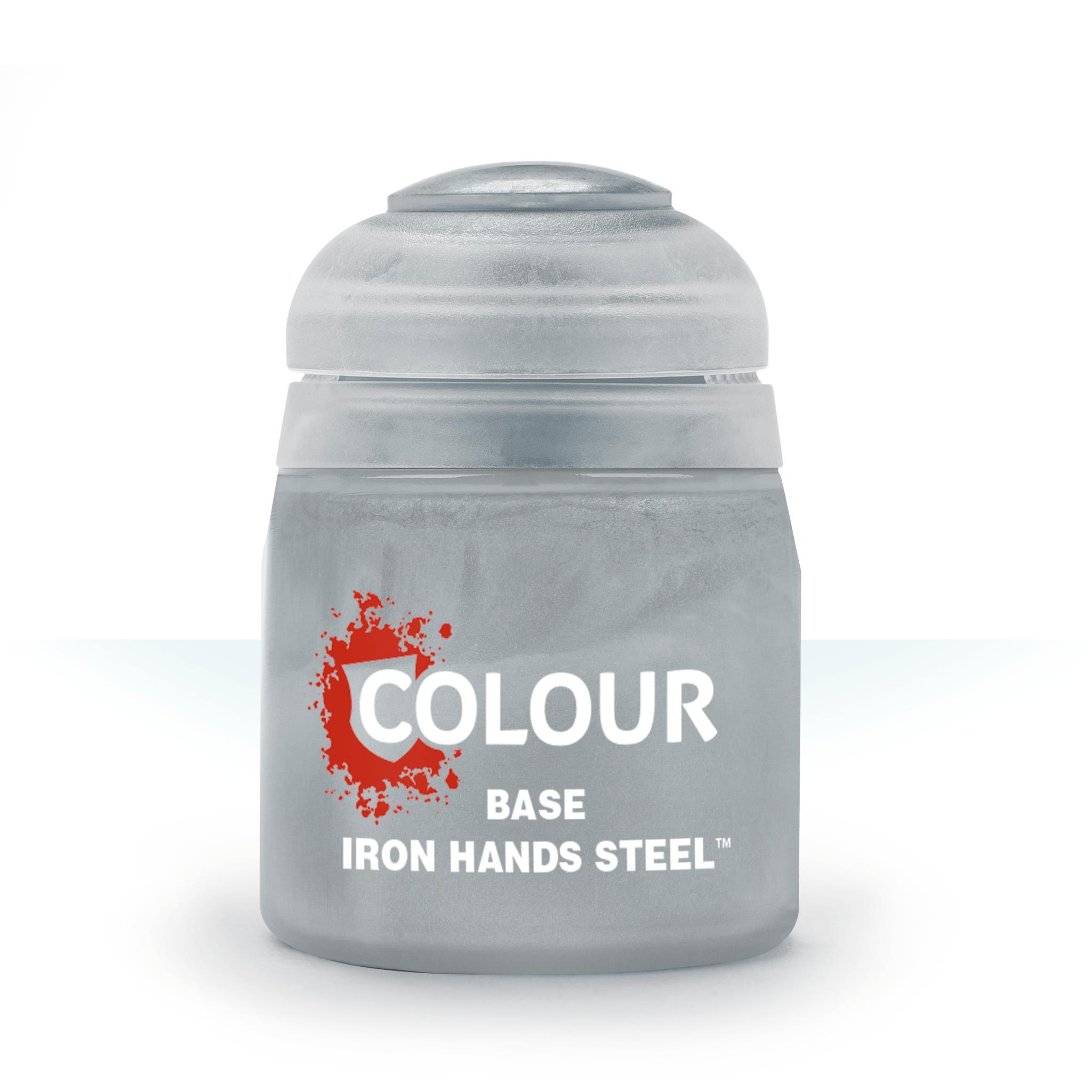 Games-Workshop Base: Iron Hands Steel (12Ml)